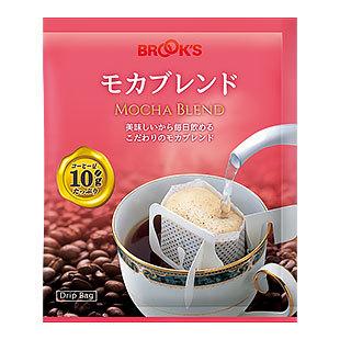 新品 ブルックスコーヒー モカブレンド&マイルドブレンド ハーフセット 360袋