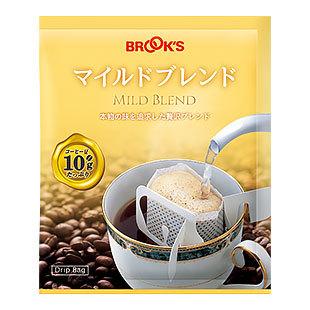 新品 ブルックスコーヒー モカブレンド&マイルドブレンド ハーフセット 360袋_画像2