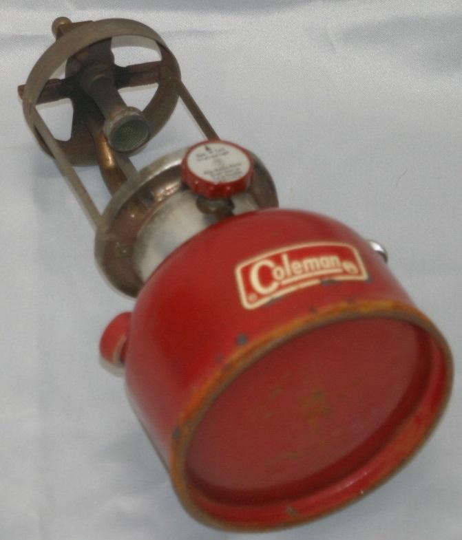 コールマン【燃焼OK】200A ランタン 72年7月 / レア・廃盤 coleman ヴィンテージ_画像9