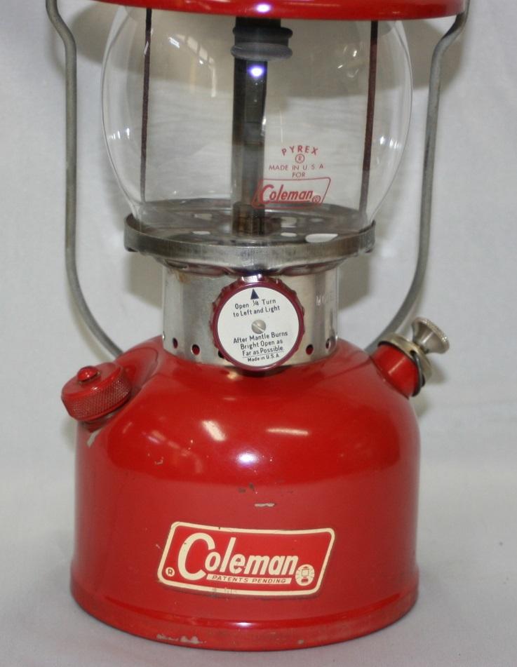 【燃焼OK】コールマン 200A ランタン 67/3 パテペン 箱・説付き / レア・廃盤 coleman ヴィンテージ_画像5