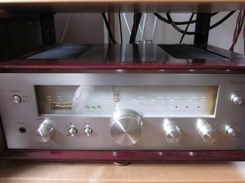 TRIO トリオ AM-FM チューナー 700T