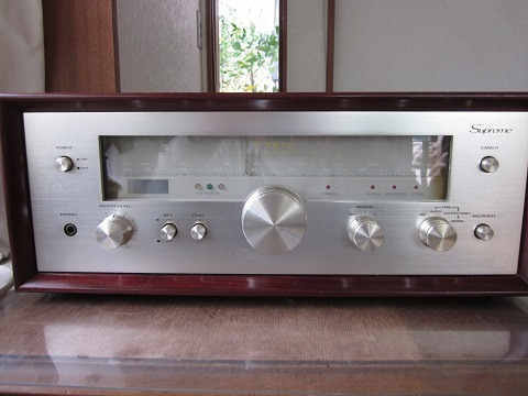 TRIO トリオ AM-FM チューナー 700T_画像2