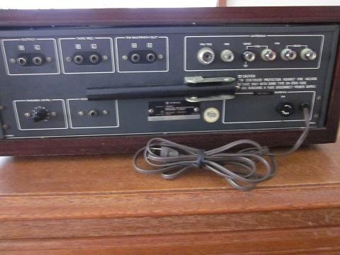 TRIO トリオ AM-FM チューナー 700T_画像6