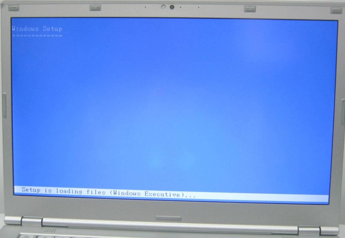 994 ストレージ欠品等ジャンク CF-LX3ED8CS i5-4300U 1.9GHz 4GB 簡易確認 部品取りにも_画像7