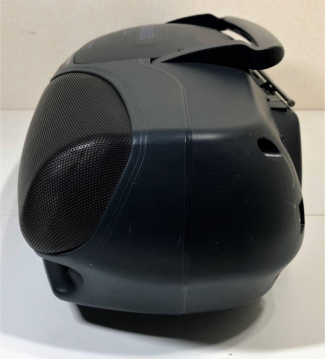 当時物 パナソニック CDバブルラジカセ Panasonic RX-DT95 コブラトップ仕様、ジャンク扱い_画像8
