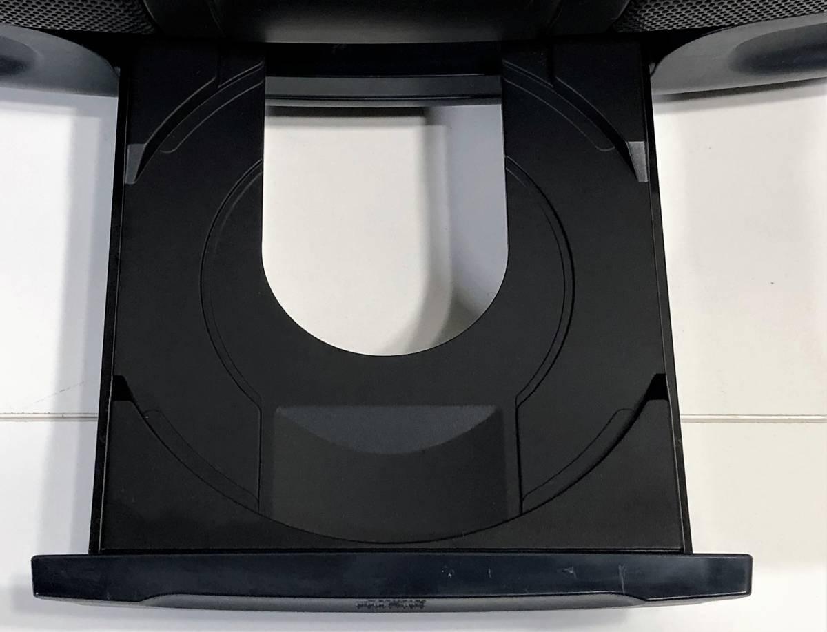 当時物 パナソニック CDバブルラジカセ Panasonic RX-DT95 コブラトップ仕様、ジャンク扱い_画像4