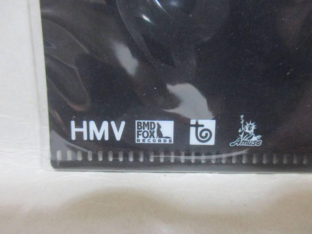 小難有 【新品未開封品】 初回生産限定盤 HMV 限定 CD+DVD BABYMETAL Album METAL RESISTANCE クリアファイル付き ベビメタ ベビーメタル_画像7