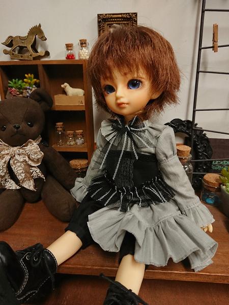 幼SDサイズ お洋服セット 4点 【A1】_画像2