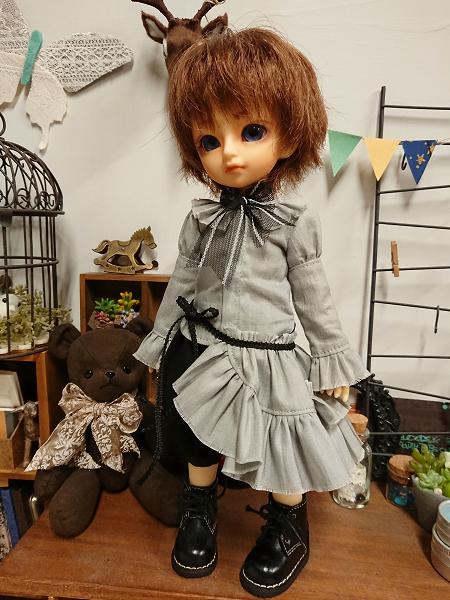 幼SDサイズ お洋服セット 4点 【A1】_画像3