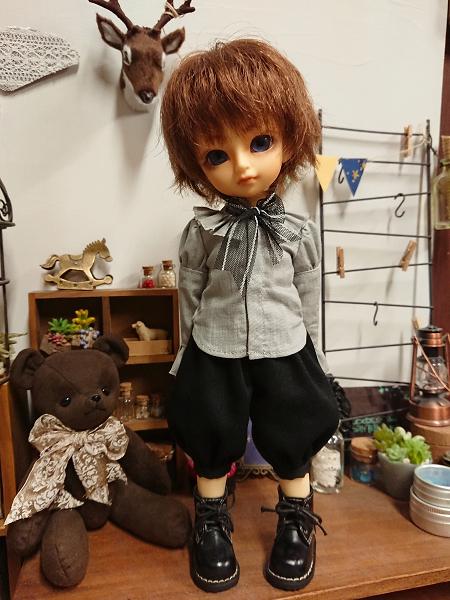 幼SDサイズ お洋服セット 4点 【A1】_画像4