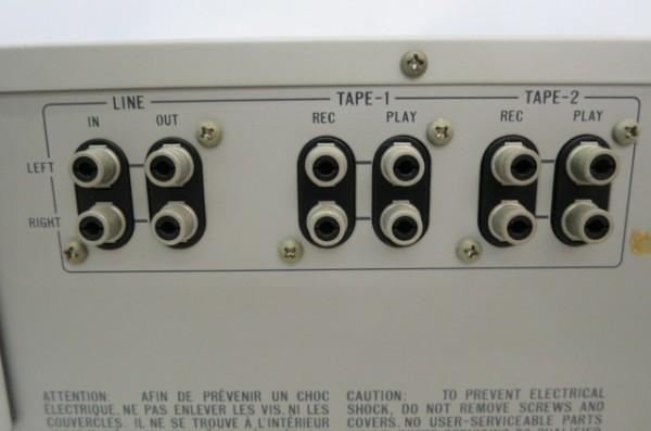 HR199H VICTOR ビクター SEA-70 グラフィックイコライザー グライコ オーディオ 音響機器 ミュージック 通電確認済 SEA70_画像9