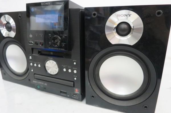 HR200H SONY ソニー NAS-M90HD 250GBHDD HDDコンポ CD MD network audio NETJUKE オーディオ 希少 音響 電化 家電 NASM90HD_画像3