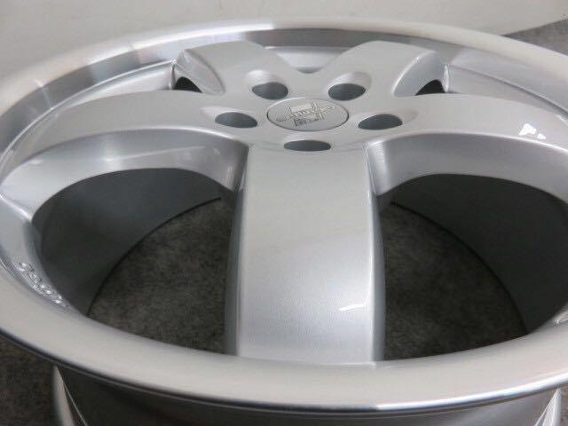 新品 VW ティグアン 5N アウディ Q3 8U エッティンガーRE oettinger 18×8.5J+35 PCD112 ホイール4本セット_画像3