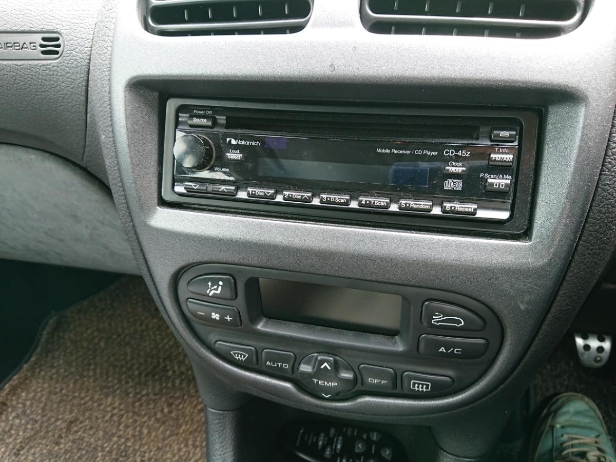 Nakamichiナカミチ カーオーディオ CD Player CD-45z 完動品_画像8