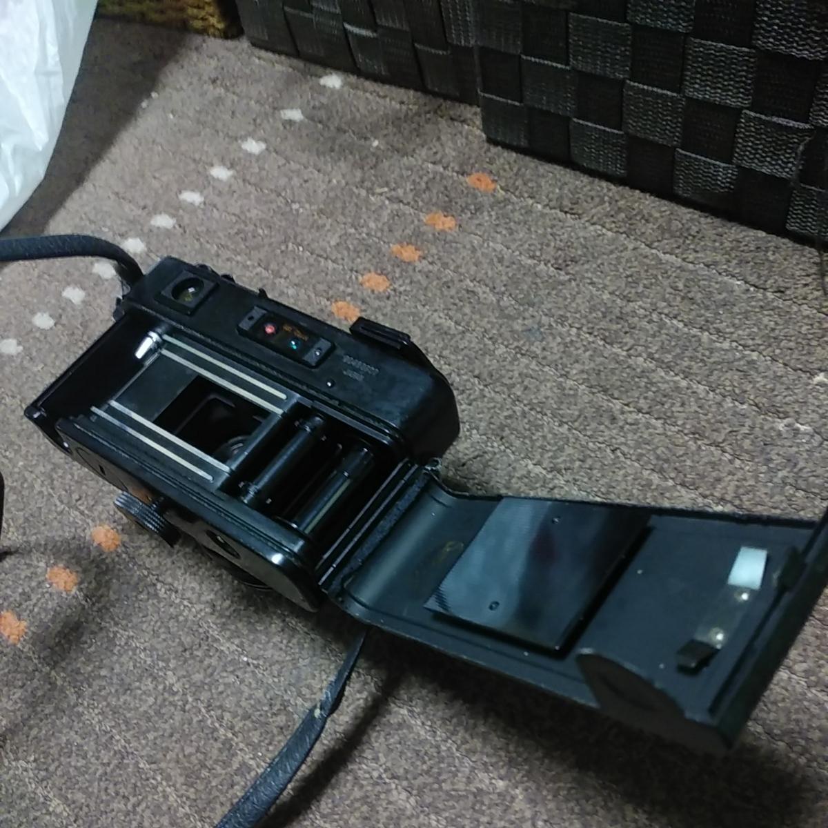 ヤシカ エレクトロ 35 GT/Electro 35 シャッターのみ動作確認済 used!_画像5