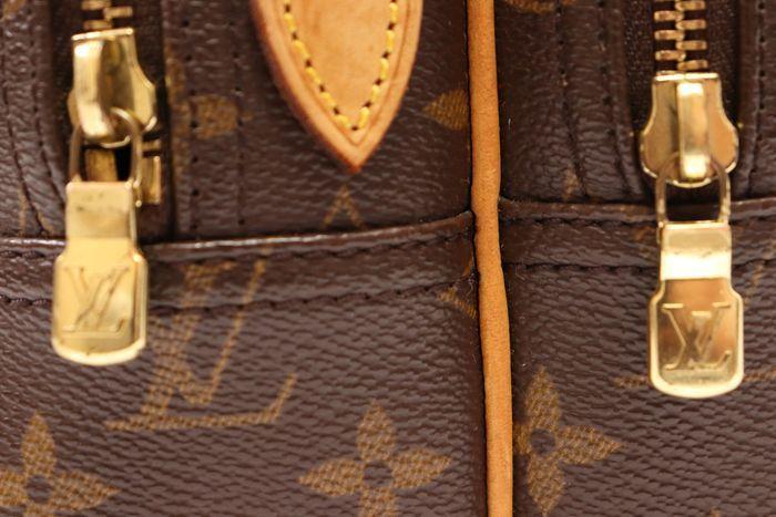 【美品】ルイヴィトン Louis Vuitton モノグラム リポーターPM ショルダーバッグ  斜め掛け かばん 男女兼用 定価約16万_画像6