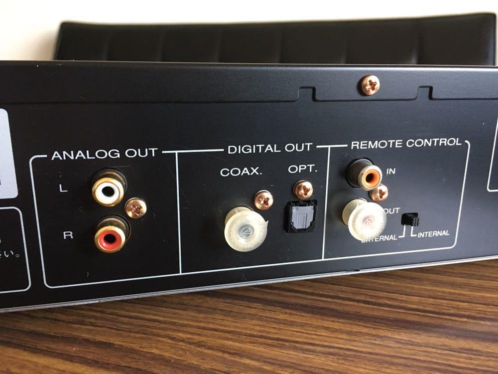 送料無料 marantz マランツ CD5001 CDデッキ CDプレーヤー リモコンあり_画像5