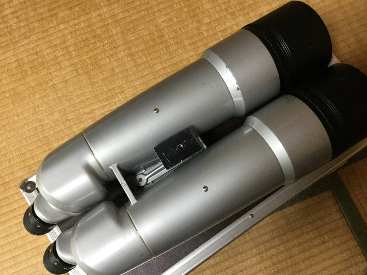 宮内光学 BJ100 双眼鏡 ジャンク_画像6