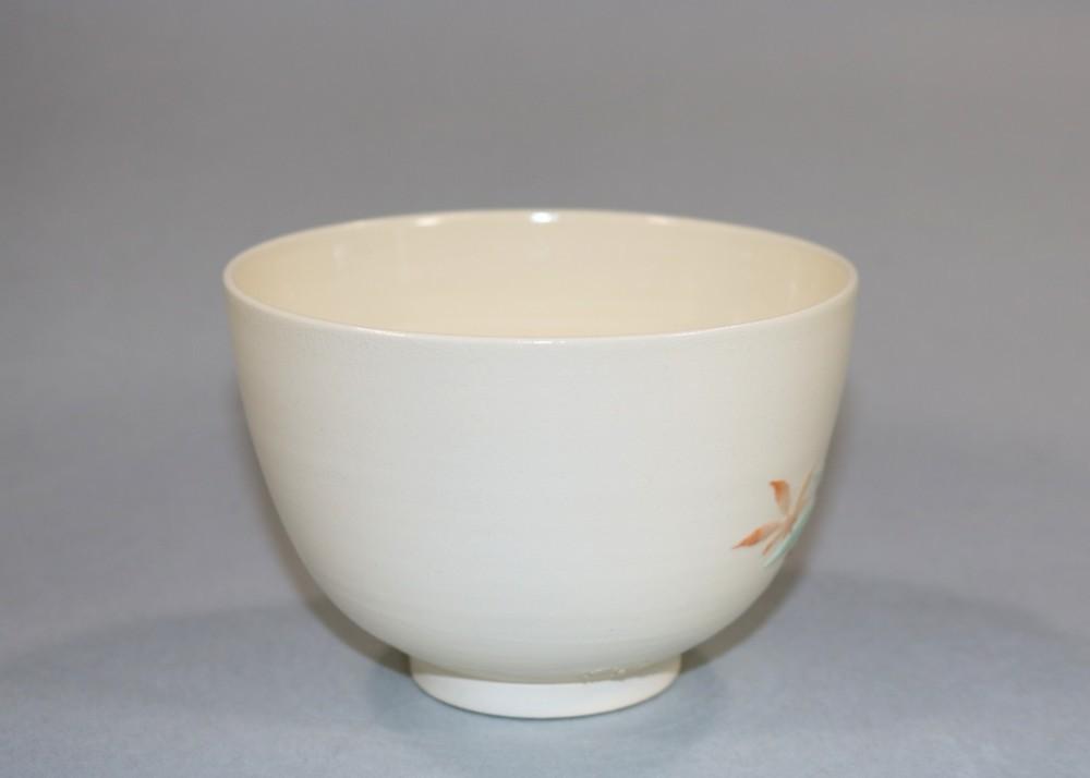 茶道具 色絵虹酔紅葉茶碗 須山昇華造◆se07_画像5