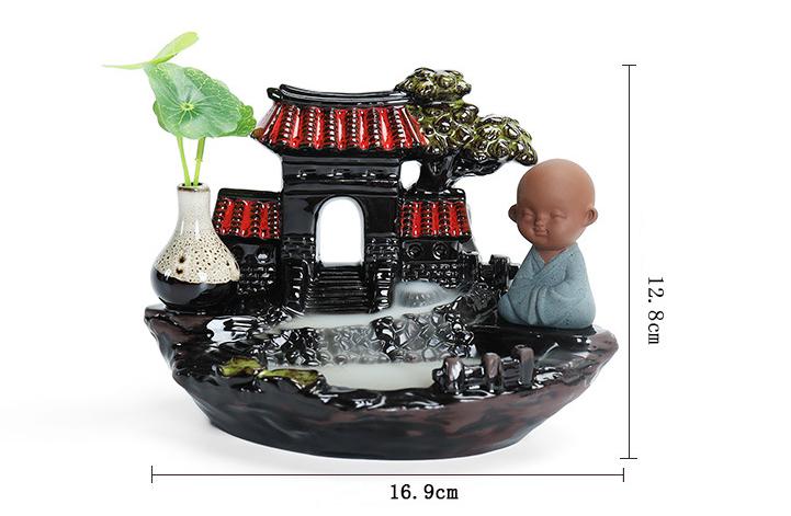 陶磁器香炉 時代 美品2_画像7