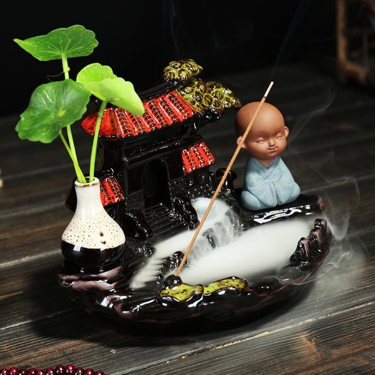 陶磁器香炉 時代 美品2_画像4