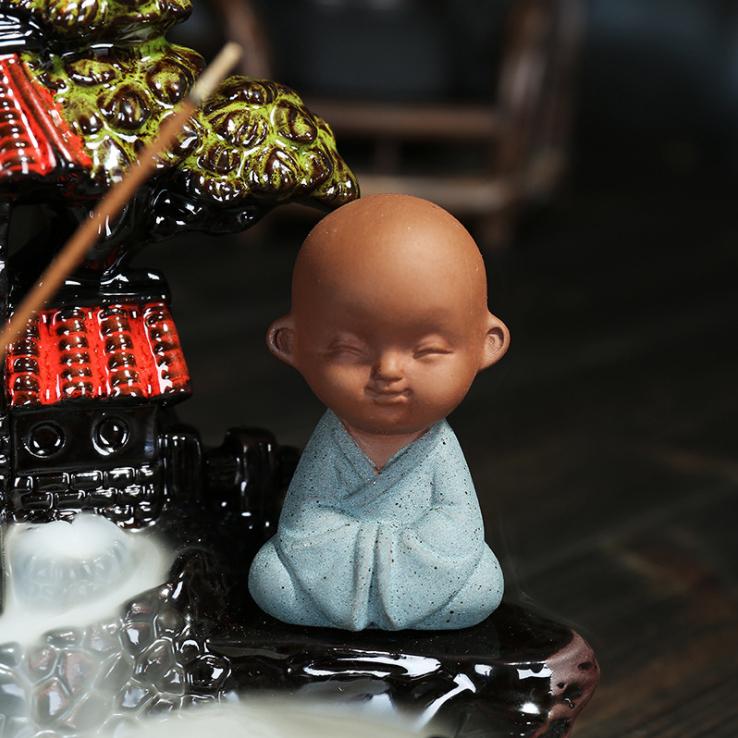 陶磁器香炉 時代 美品2_画像2