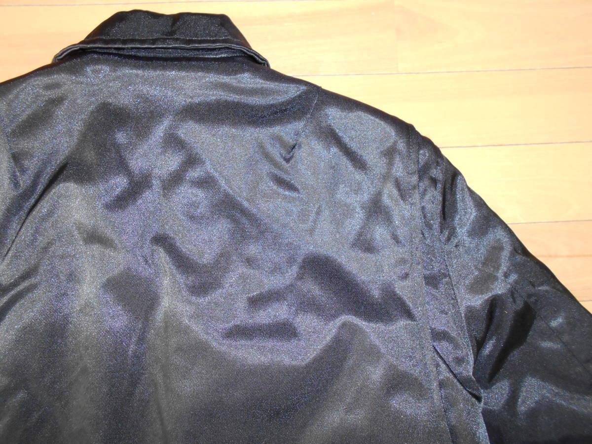 ★HARLEY-DAVIDSON CWU-55Pフライトジャケット アメリカ製★黒sizeM★_画像9