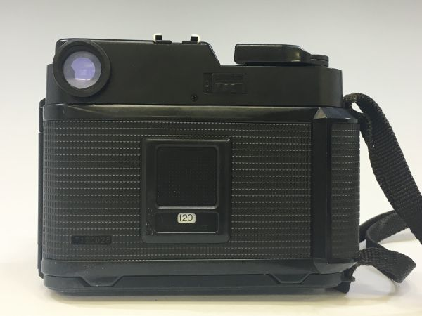 M503-55/富士フィルム FUJI GS645S Professional 6x4.5 EBC FUJINON W 60mm 1:4 中判カメラ ★中古_画像4