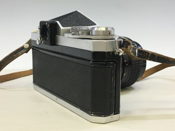 M504-50/SY10000 ニコン Nikon F NIKKOR 1:2.5 105㎜ 一眼レフ ★中古カメラ マニュアルカメラ フィルムカメラ_画像4