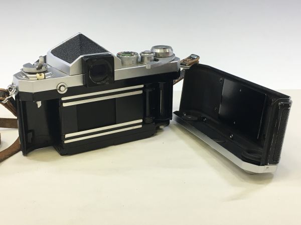 M504-50/SY10000 ニコン Nikon F NIKKOR 1:2.5 105㎜ 一眼レフ ★中古カメラ マニュアルカメラ フィルムカメラ_画像6