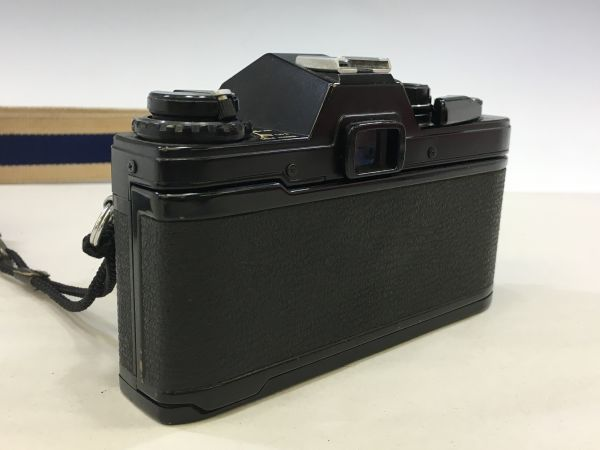 M504-41/SY3000 オリンパス OLYMPUS OM10 ZUIKO MC AUTO-S f=50mm 1:1.4 ★中古カメラ _画像4