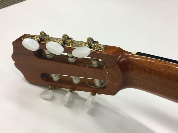 M504-8/SS8000 小平 クラシックギター ARTIST No.A ST 50 L Hand-Crafted Folk KODAIRA 《ハードケース付》 中古_画像8
