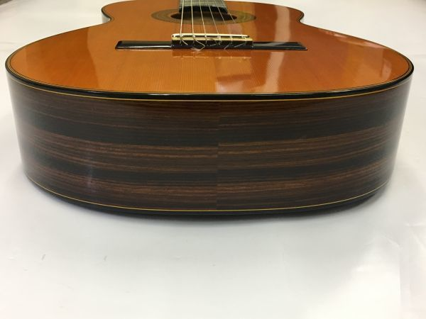 M504-8/SS8000 小平 クラシックギター ARTIST No.A ST 50 L Hand-Crafted Folk KODAIRA 《ハードケース付》 中古_画像5