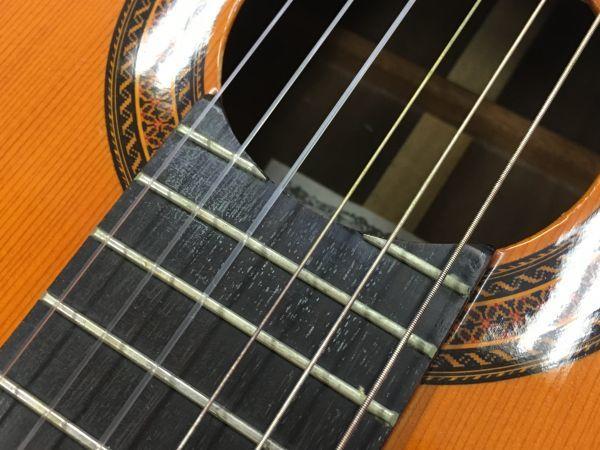M504-8/SS8000 小平 クラシックギター ARTIST No.A ST 50 L Hand-Crafted Folk KODAIRA 《ハードケース付》 中古_画像10