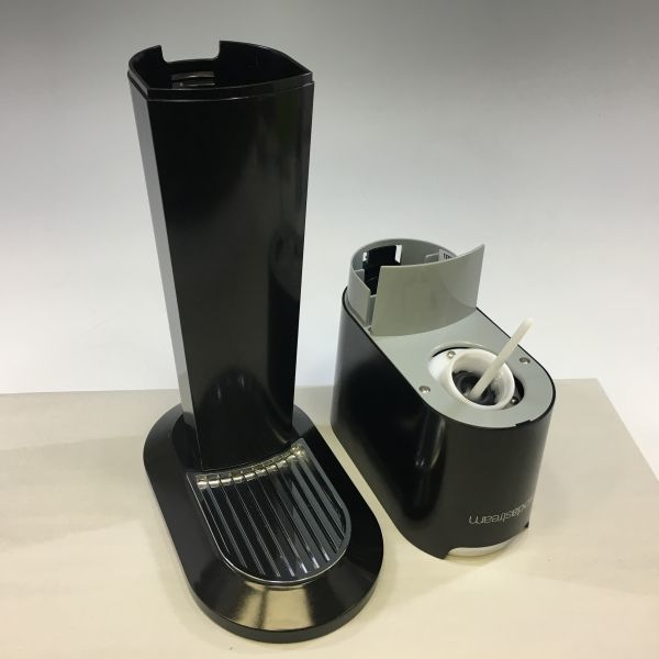 M504-70/KR5000 ソーダストリーム SodaStream 「自宅で炭酸水作成」 炭酸ガスボンベ付き 中古 シナジートレーディング_画像9