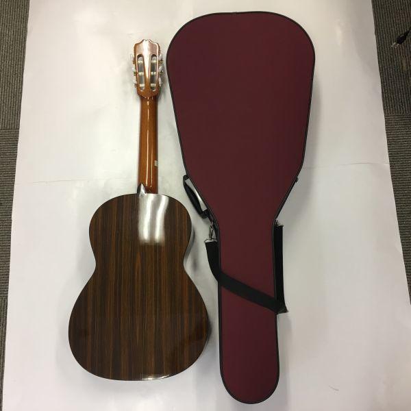 M504-8/SS8000 小平 クラシックギター ARTIST No.A ST 50 L Hand-Crafted Folk KODAIRA 《ハードケース付》 中古_画像2