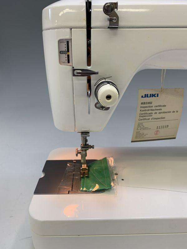 I601-10/IM8000 JUKI ミシン SPUR シュプール90 TL-90 美品_画像5