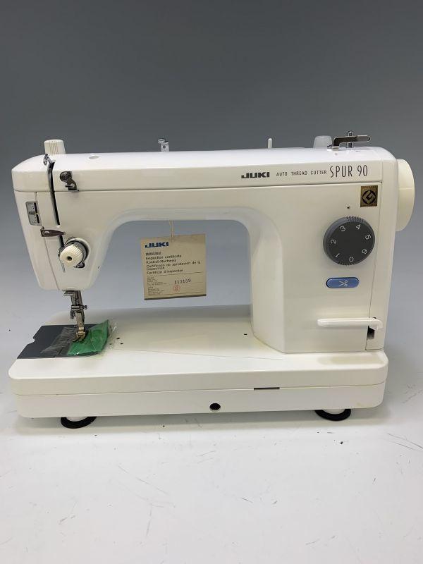 I601-10/IM8000 JUKI ミシン SPUR シュプール90 TL-90 美品