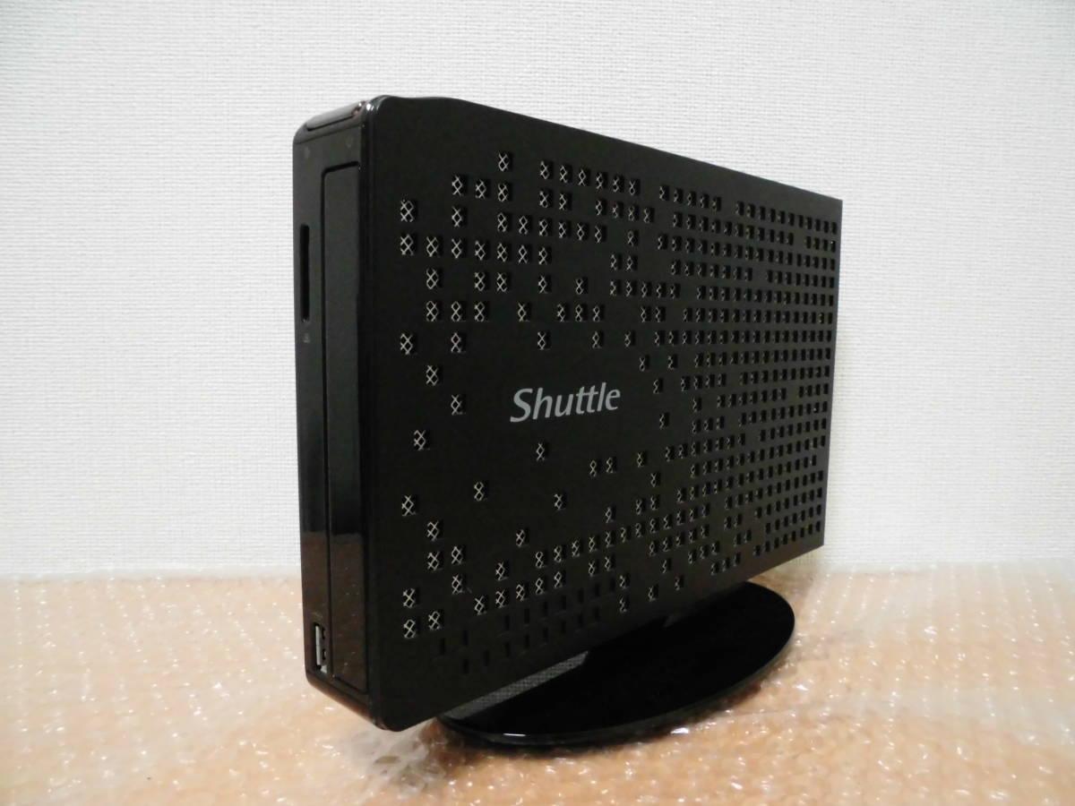 Shuttle XPC XS35GT(メモリ、SSD組込済)
