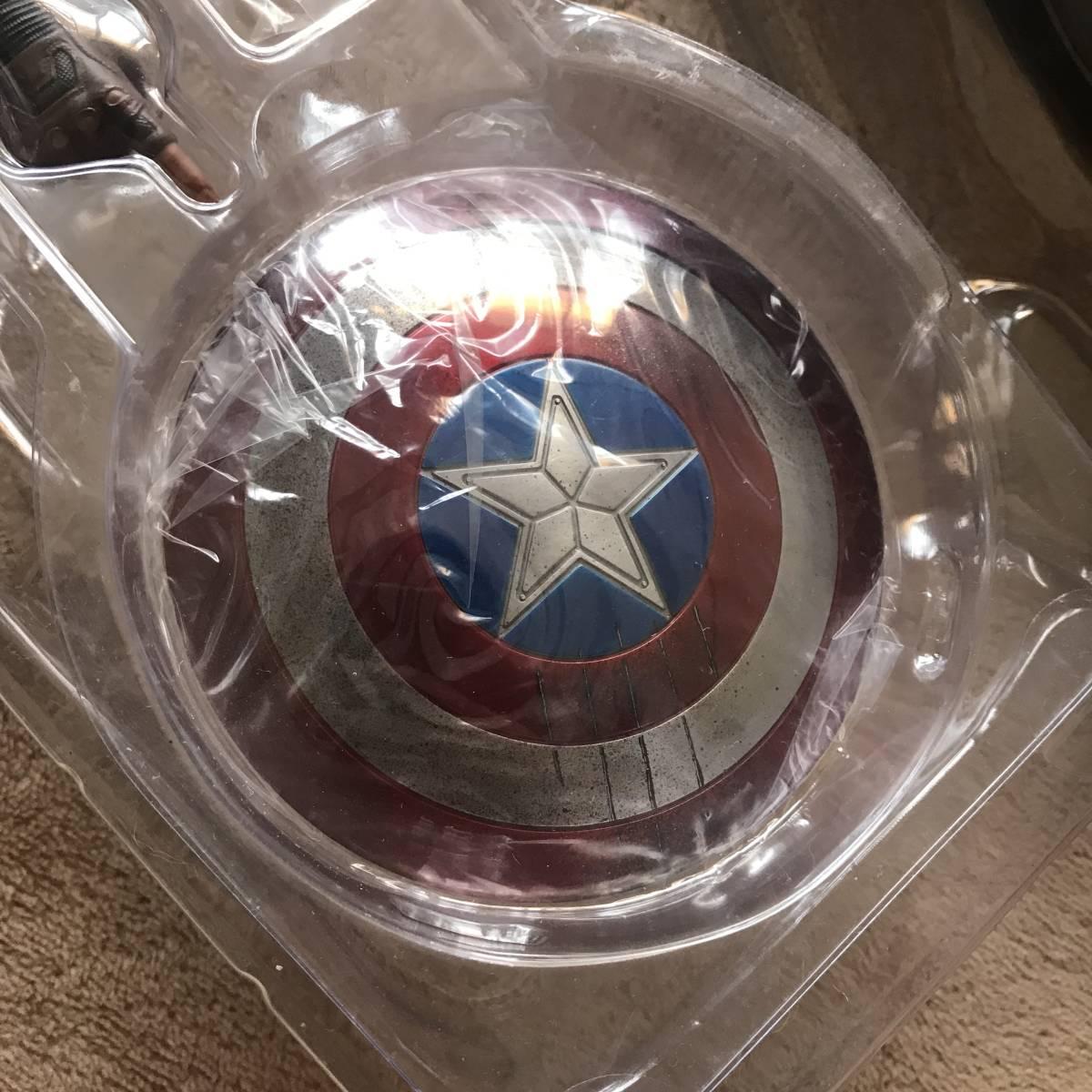 未展示 ホットトイズ キャプテン・アメリカ シビルウォー ヨドバシカメラ限定版 バトル版 アイアンマン_画像3