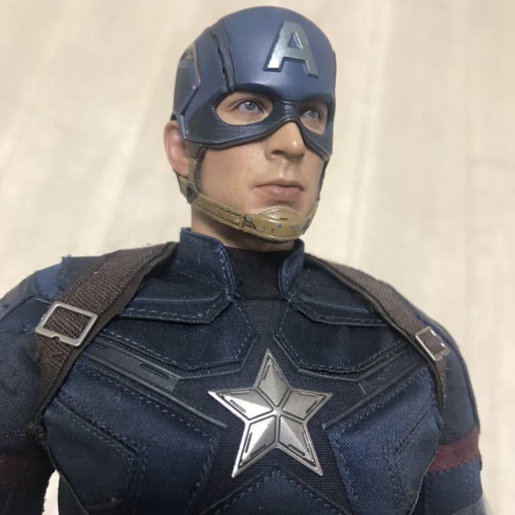 未展示 ホットトイズ キャプテン・アメリカ シビルウォー ヨドバシカメラ限定版 バトル版 アイアンマン_画像7