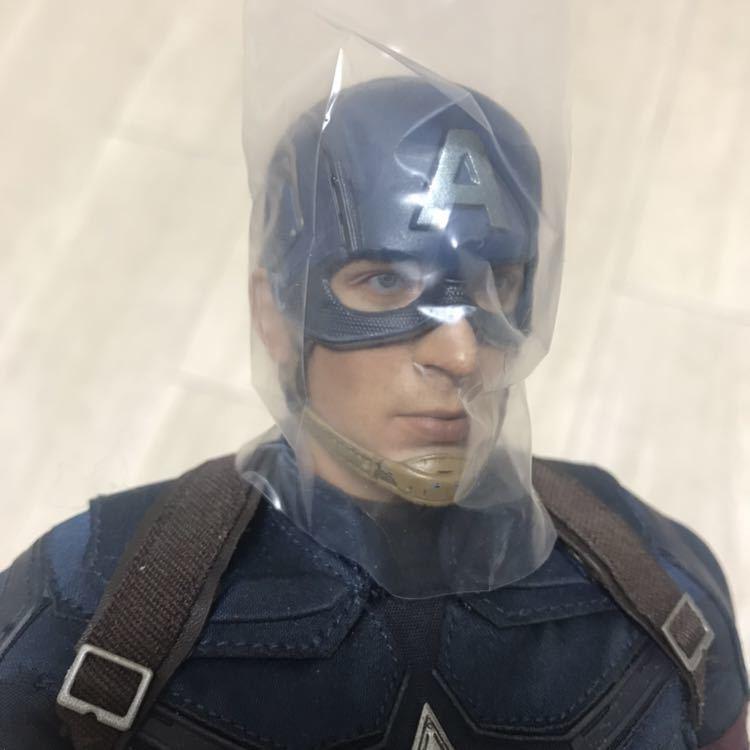 未展示 ホットトイズ キャプテン・アメリカ シビルウォー ヨドバシカメラ限定版 バトル版 アイアンマン_画像6