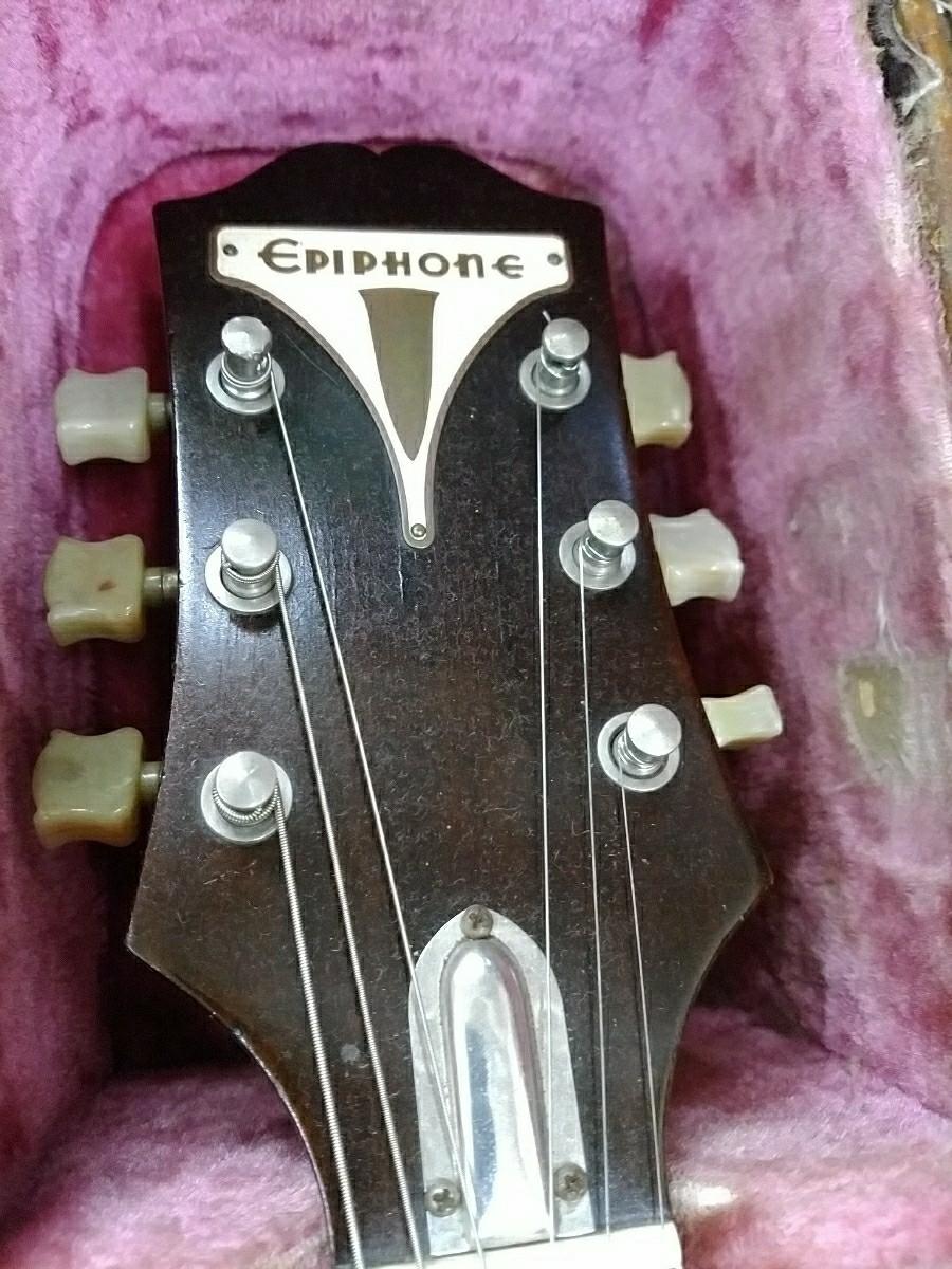 Epiphone Zephyr Regent 1952年製_画像4