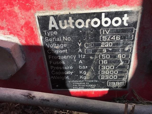 フレーム修正機 フィンランド製 AUTO ROBOT_画像3