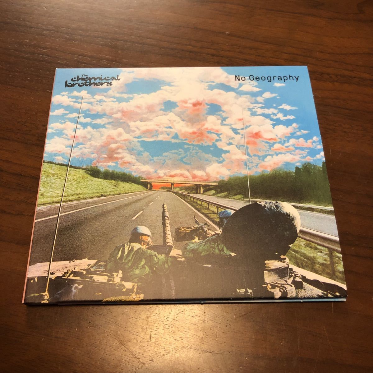 The Chemical Brothers / No Geography CD ケミカルブラザーズ