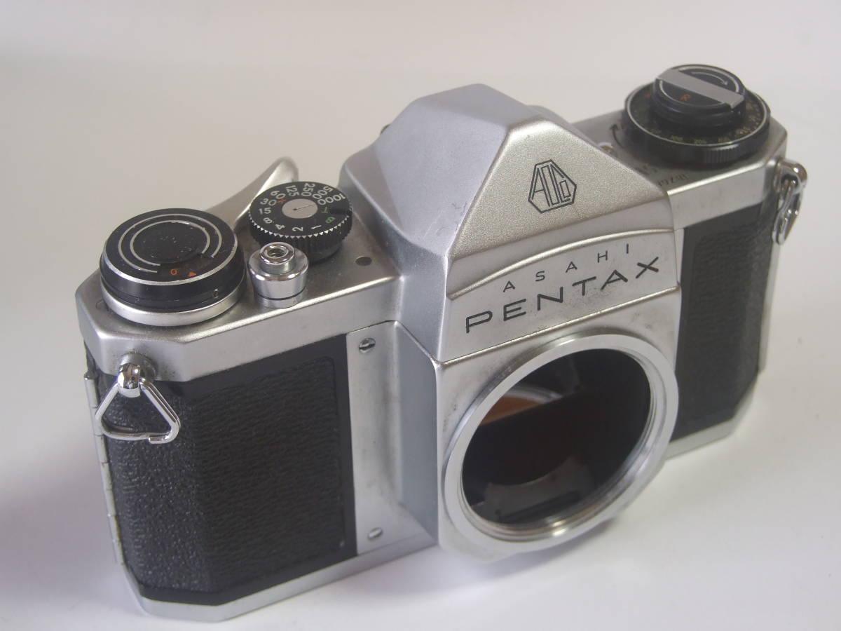 L60-Z144 ペンタックス PENTAX SV コレクション・部品取りにどうぞ!_画像2
