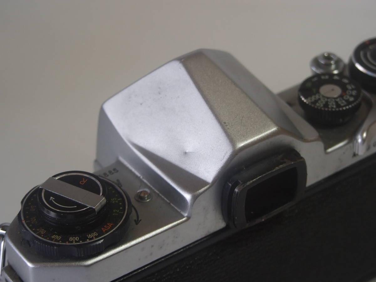 L60-Z144 ペンタックス PENTAX SV コレクション・部品取りにどうぞ!_画像4