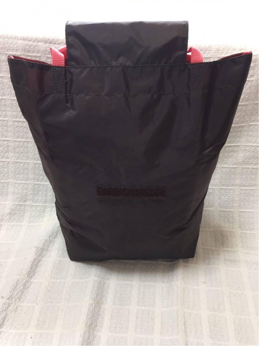 【サーモス:THERMOS】保冷ショッピングバッグ・色:ブラウン、送料:クリックポスト185円_画像2