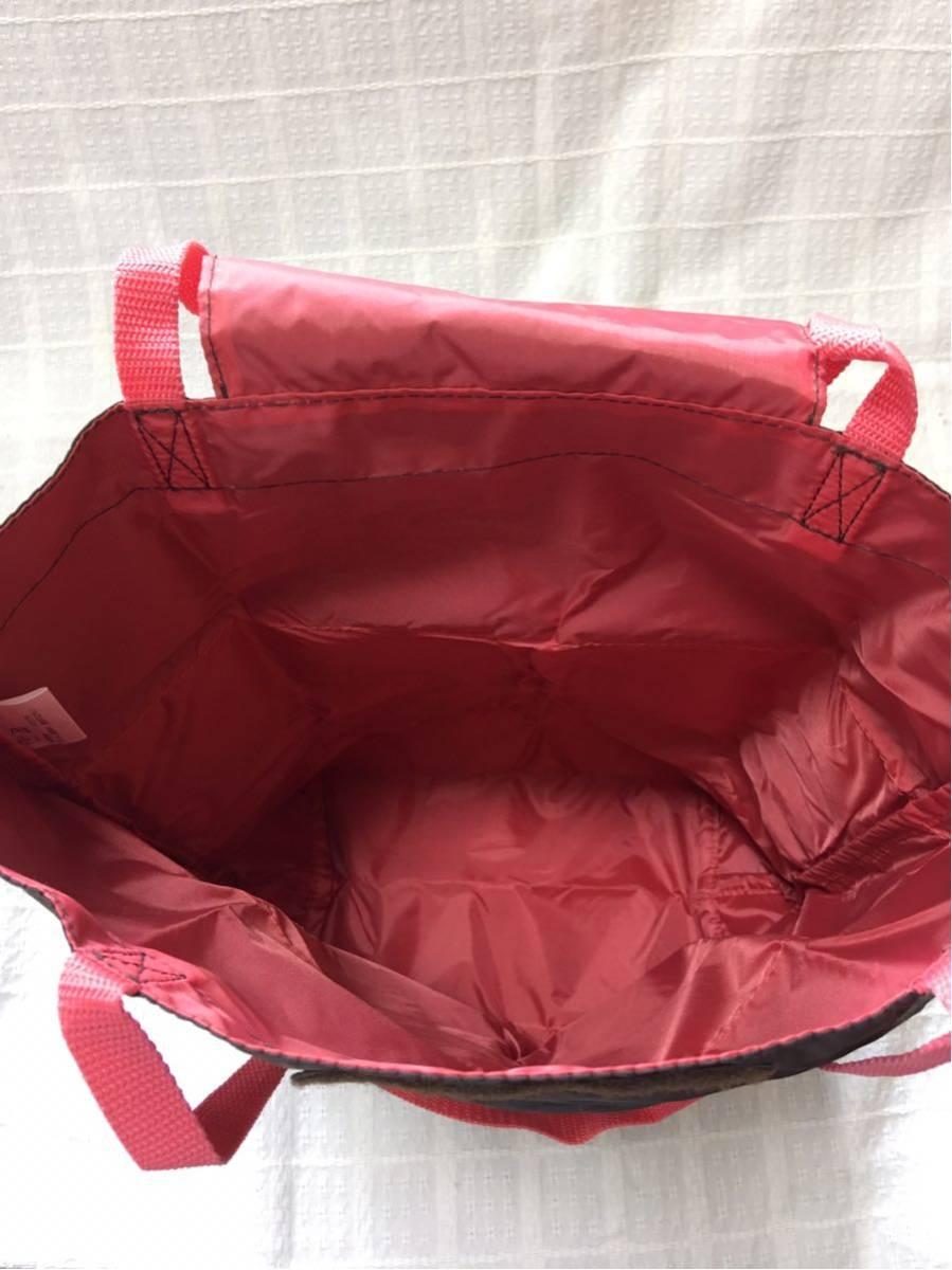 【サーモス:THERMOS】保冷ショッピングバッグ・色:ブラウン、送料:クリックポスト185円_画像3