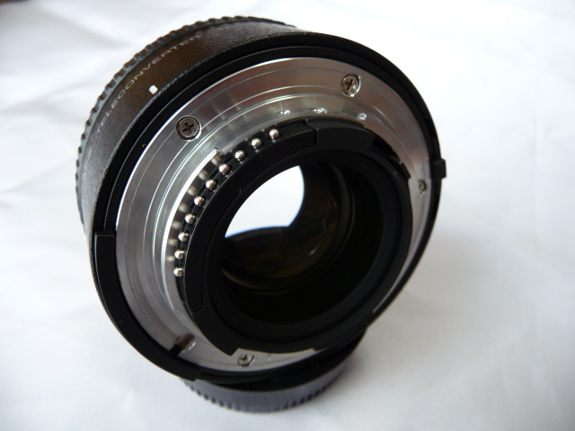 Nikon ニコン AF-S TELECONVERTER TC-17EII 1.7X テレコンバーター_画像3